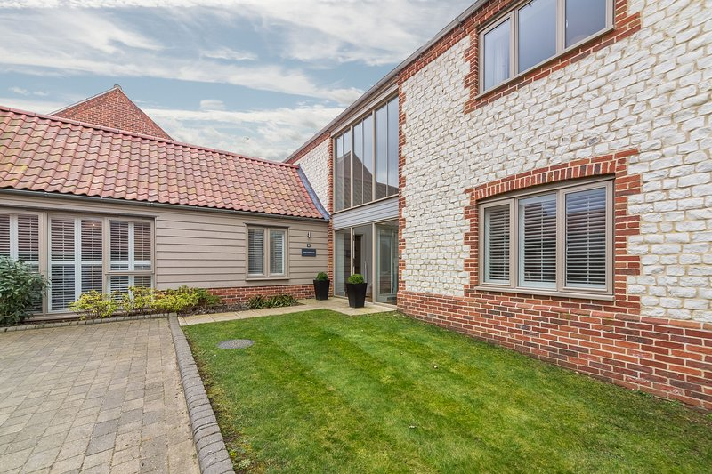 Anchorage, holiday rental in Brancaster
