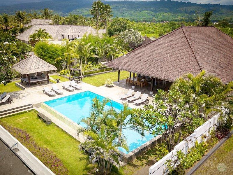 Villa lussuosa e spaziosa con piscina privata