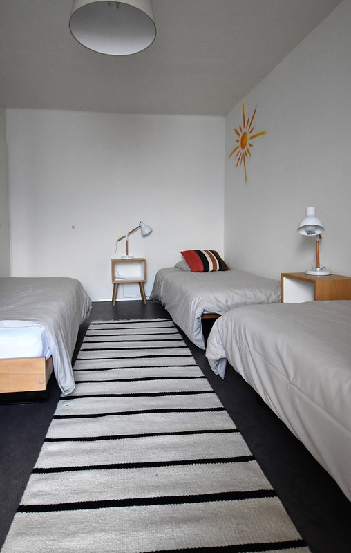 second bedrrom sleeps 3 apartment #3