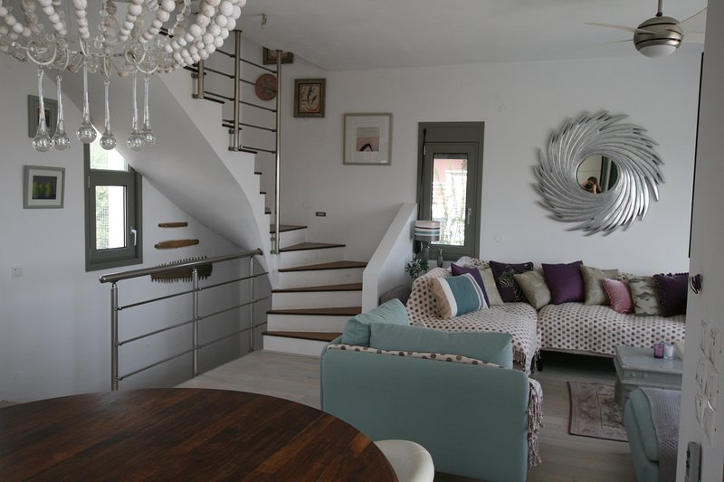 Modern Stone house with pool, vacation rental in Saronic Gulf Islands