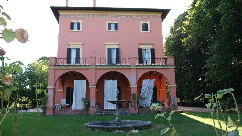 Villa Poggiolo, vacation rental in Agello