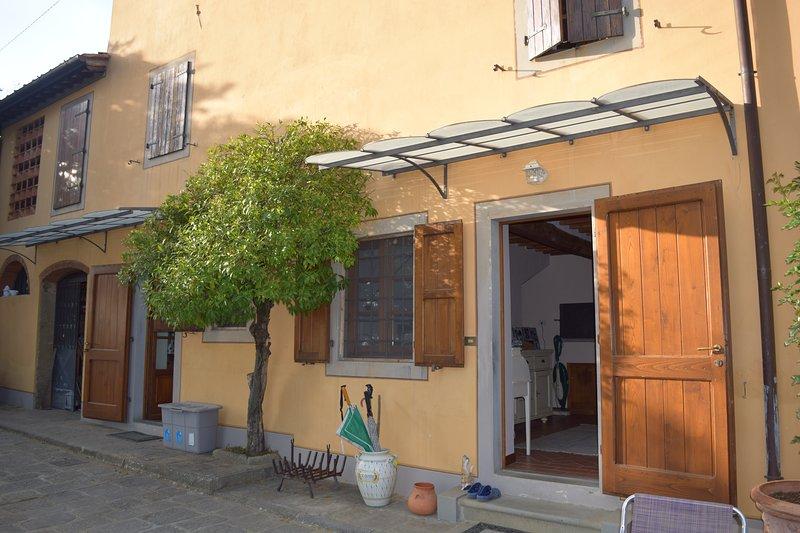 La Casa sui Colli, holiday rental in Uzzano