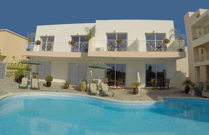 Athenaeum Holiday Apartments, Kato Paphos, Cyprus