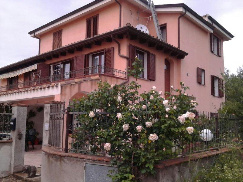 Apt. Tancau (S.Maria Navarrese) - max 3 posti letto/Veranda -iun .gov. it/P0282), vakantiewoning in Lotzorai