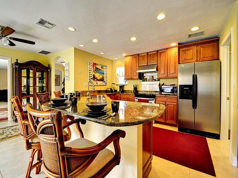 Seminole Vacation House Spacious Vacation House, vacation rental in Seminole
