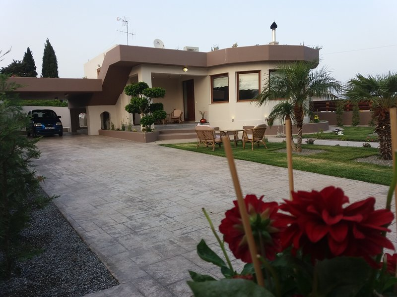 Villa Paradise, holiday rental in Afandou
