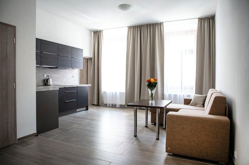 Euro Apartments Lidická 39 Brno, Ferienwohnung in Region Süd-Mähren
