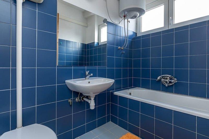 A1 (3 + 1): bagno con wc