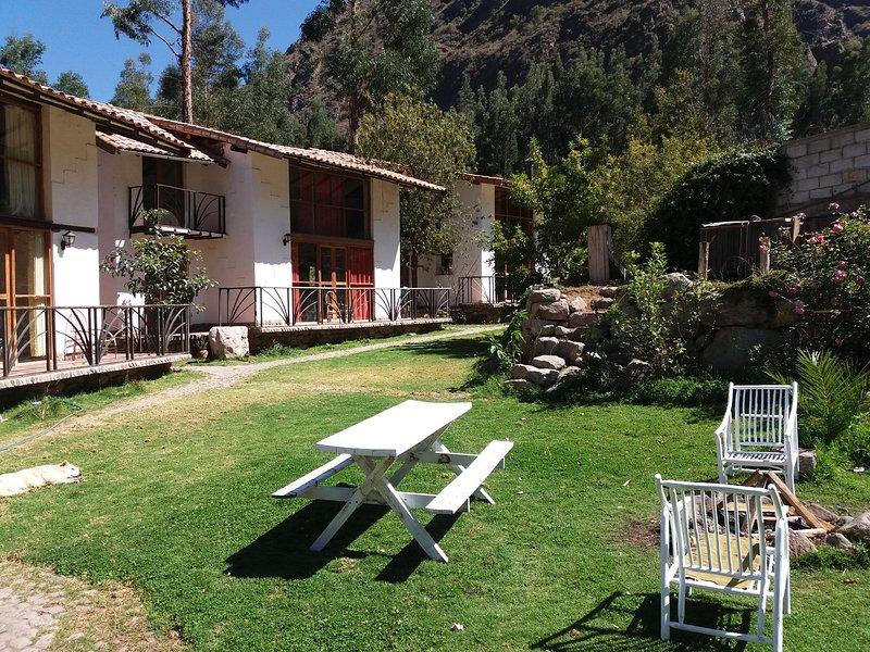 Una Casa de campo, con todo lo necesario para ser libre., casa vacanza a Ollantaytambo