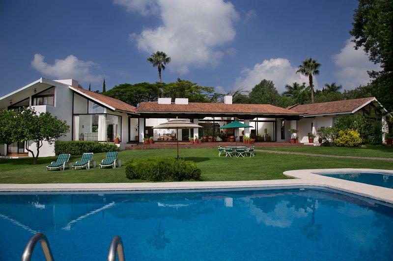 Villa Maria Jacoba, holiday rental in Yautepec