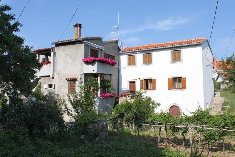 One bedroom apartment Loznati, Cres (A-2515-a), casa vacanza a Cres