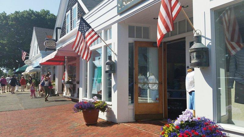 Pedalate nel centro di Chatham - Cape Cod New England Case per le vacanze