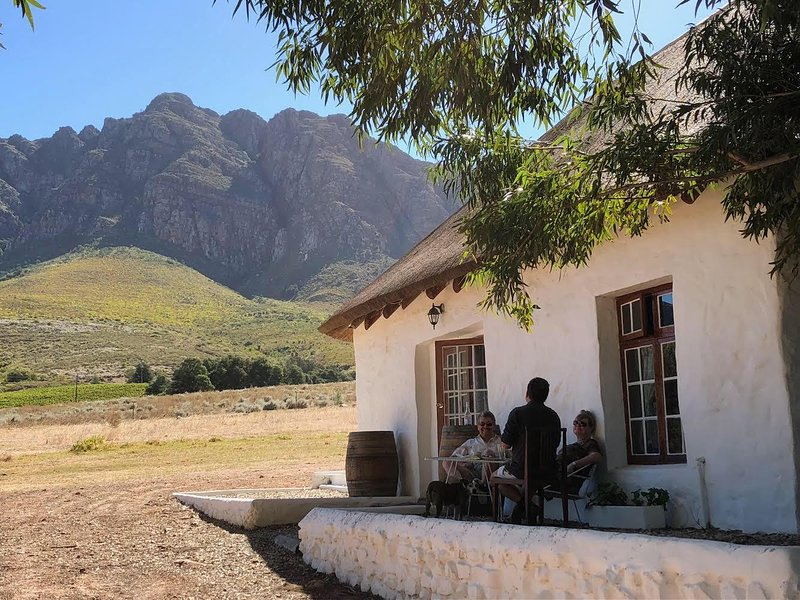 Oude Compagnies Post, vacation rental in Tulbagh