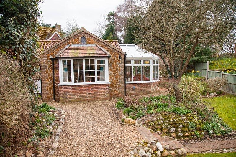 Badger's Den, holiday rental in Dersingham