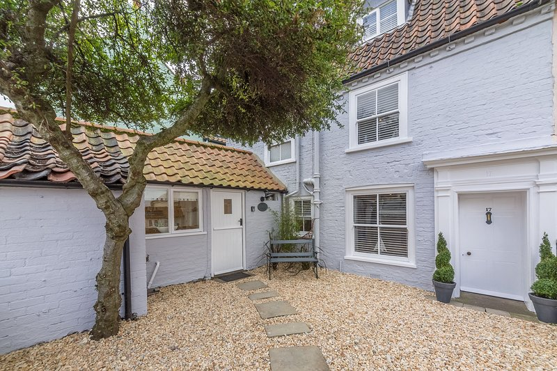 Fisherman's Cottage, holiday rental in Wells-next-the-Sea