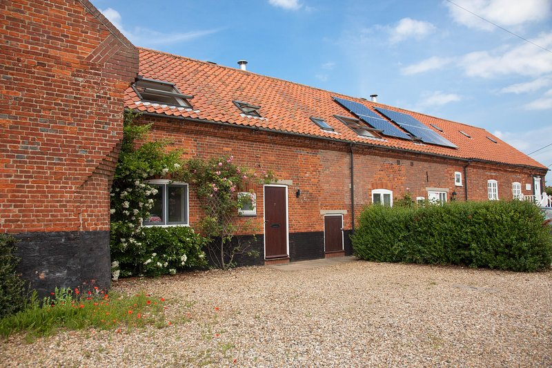 Mow Creek Cottage, Ferienwohnung in Brancaster Staithe