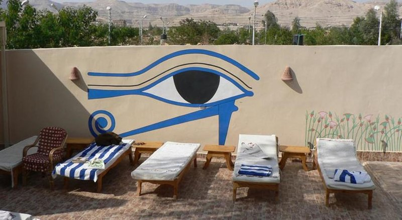 Thebes Mountain view lodge, vacation rental in Nile River Valley