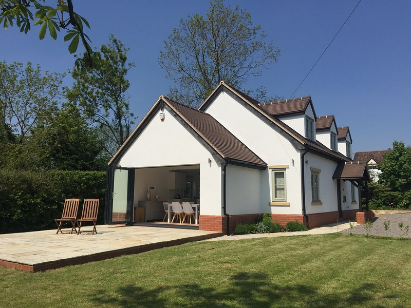 Country retreat near Golf, Cotswolds, Worcester and Stratford-upon-Avon, aluguéis de temporada em Worcestershire
