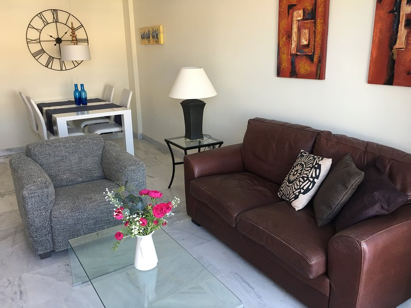 Stunning apartment Costa del Sol, location de vacances à Estepona
