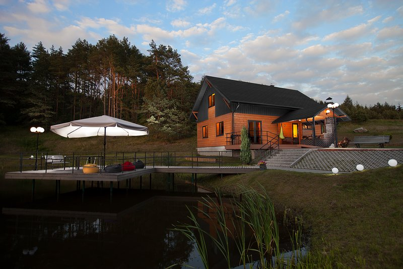 Anupro Villa Trakai, vacation rental in Vilnius County