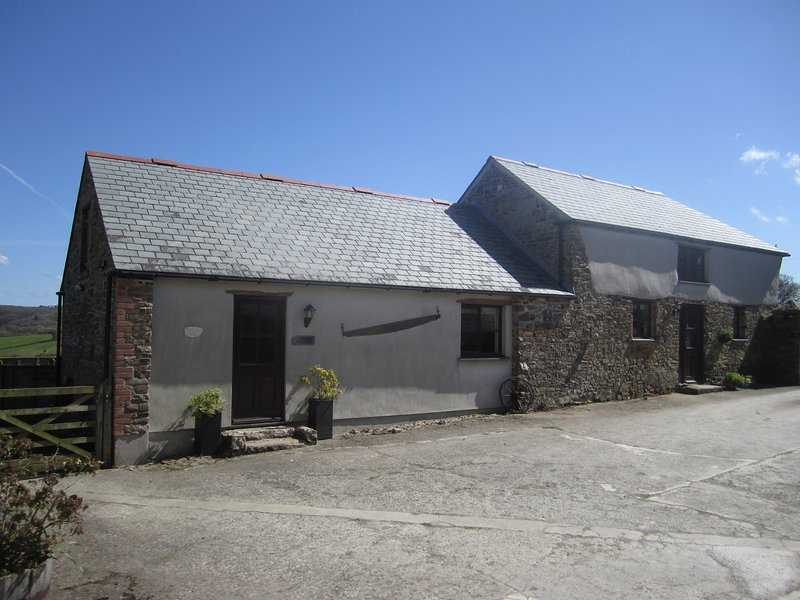 Carthouse Barn (on the left hand side)