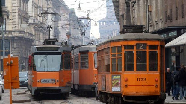 Just a few minutes from the tram 16 which takes you into the city center, to the Duomo.