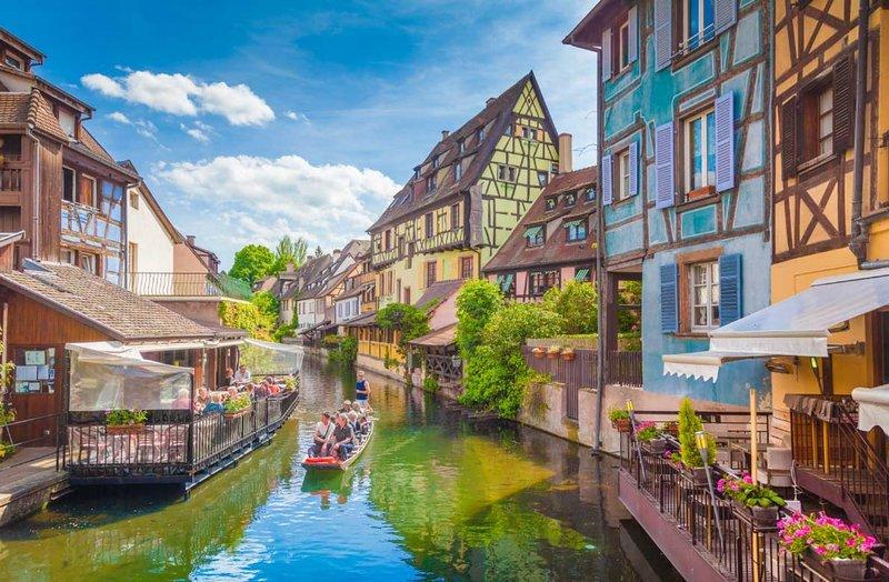 Colmar 3e best european destination