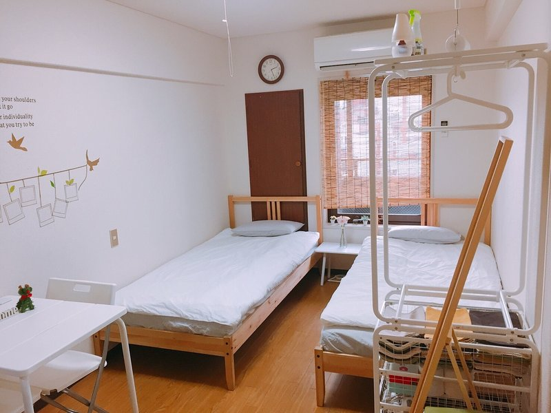 Nipponbashi Station 1 min. Namba, Dotombori 3min!! #3, holiday rental in Dotombori