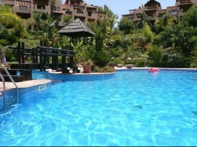 Award Winning -Development in the Famous El Campanario Complex. Tropical Gardens. Poolside Apartment
