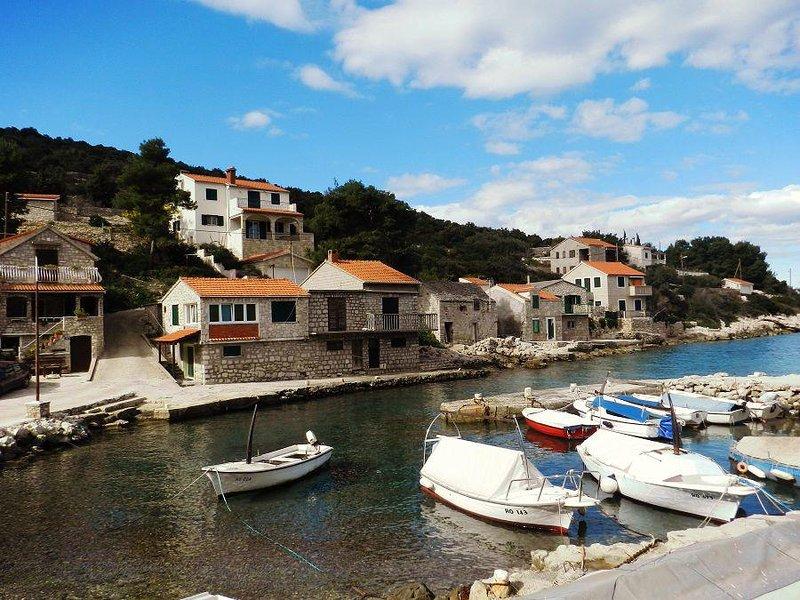 Wohnung in der Nähe zum Meer, Insel Solta