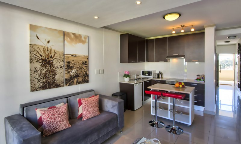 E205 Lounge Area with Kitchenette