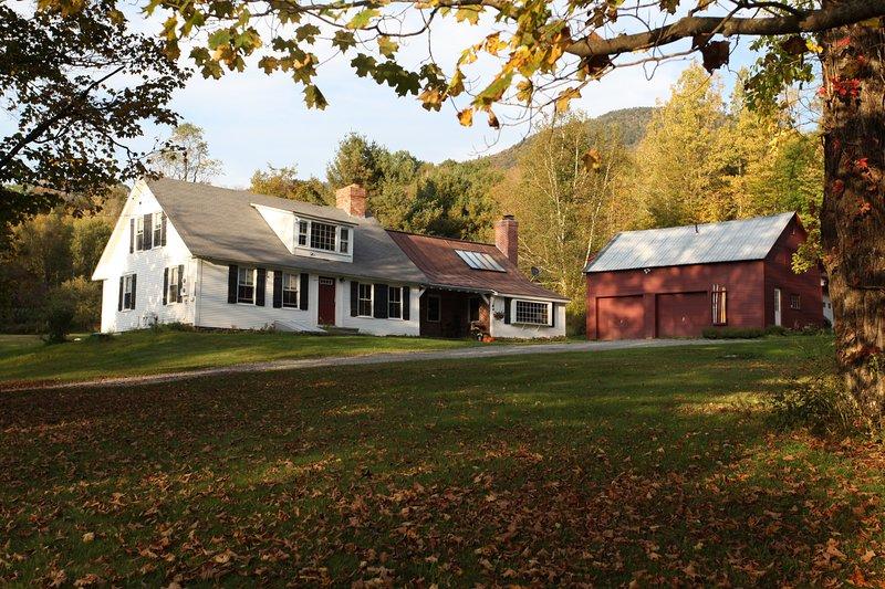 Vermont Farmhouse, casa vacanza a Chelsea