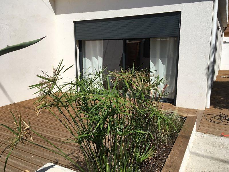 Agapanthe villa 2 in city center, holiday rental in Castelnau-le-Lez