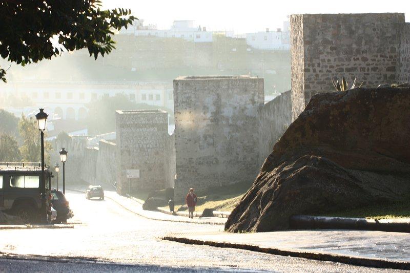 Wall of Tarifa