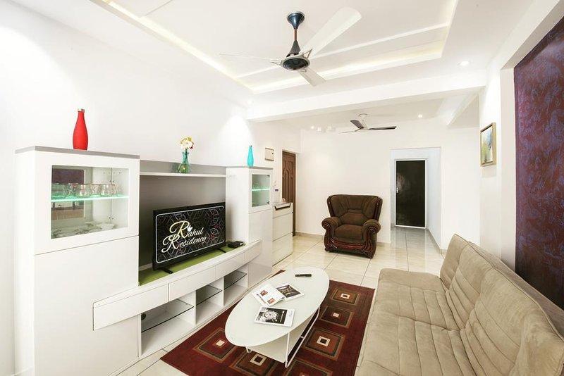 Rahul Residency (Apartment 3 w/o Balcony), alquiler vacacional en Dakshina Kannada District