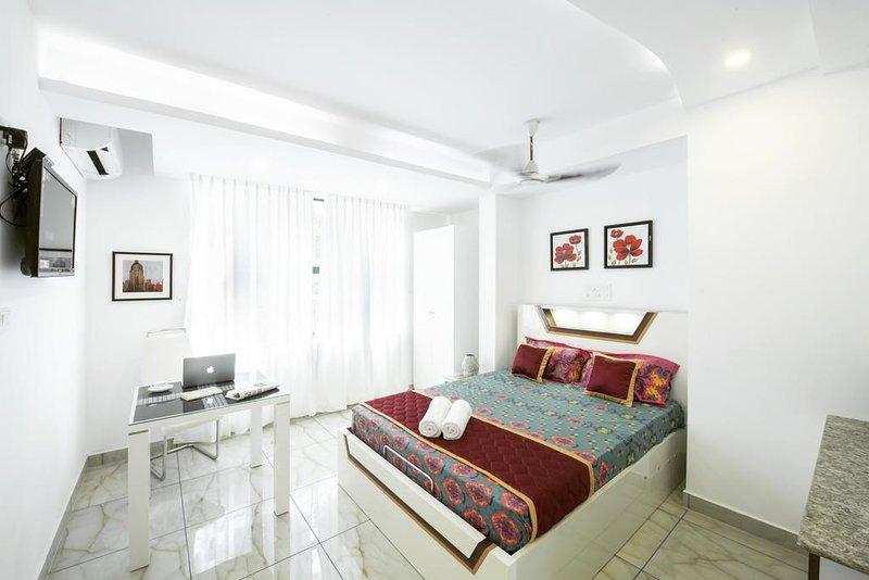 Rahul Residency (Bedroom 4), alquiler vacacional en Dakshina Kannada District