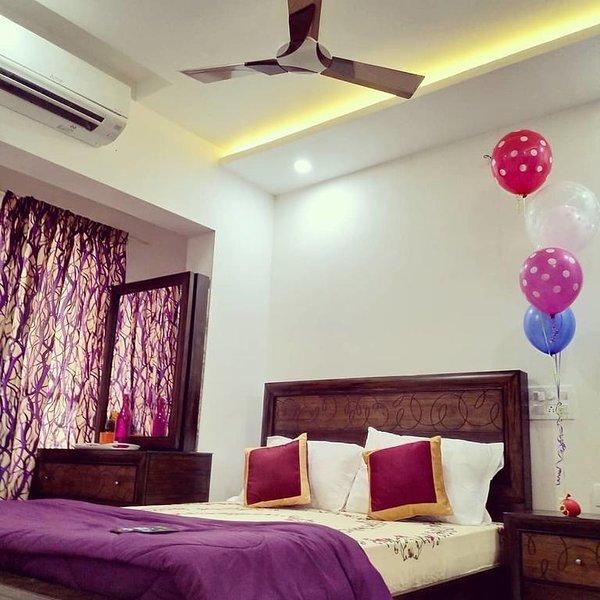 Rahul Residency (Bedroom 11), alquiler vacacional en Dakshina Kannada District