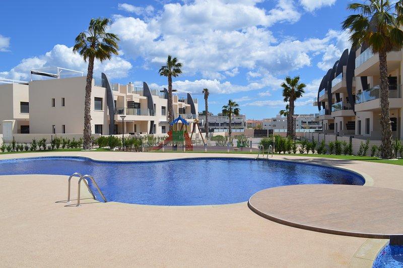 Apartment Playa Elisa Bay, aluguéis de temporada em Torre de la Horadada
