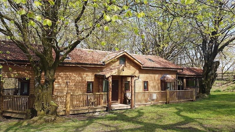 Woodpecker Lodge, vacation rental in Barnstaple