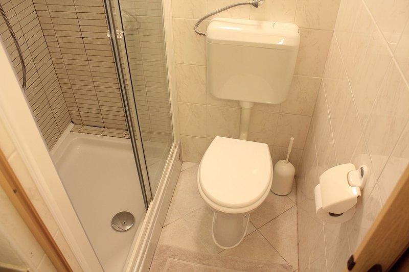 SA S(2): bathroom with toilet