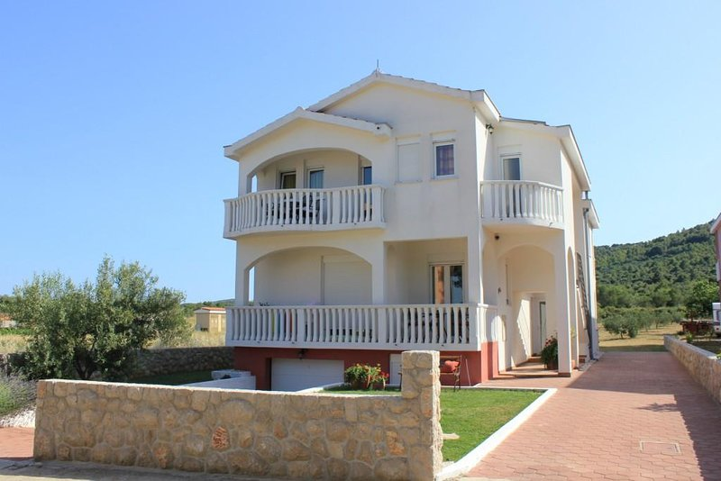 Two bedroom apartment Pašman (A-8215-c), vacation rental in Pasman