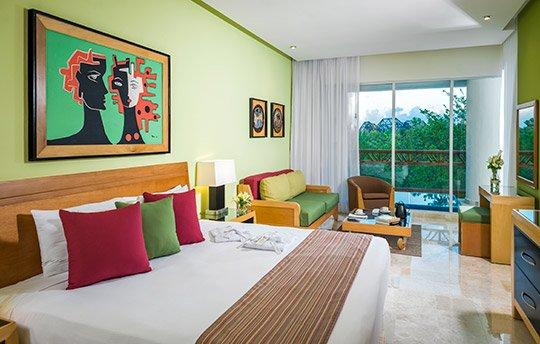The Grand Mayan at Vidanta Riviera Maya-One Bedroom Suite, holiday rental in Solidaridad