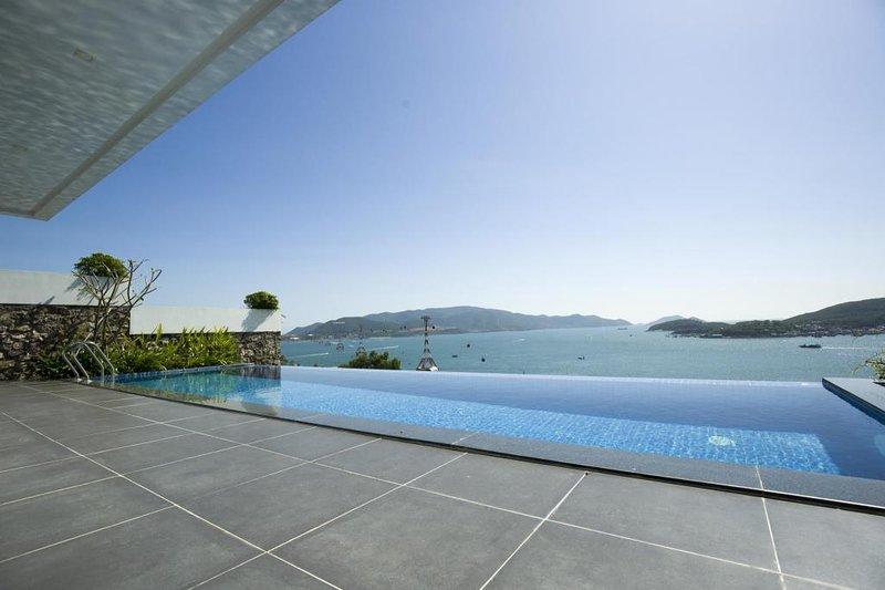 Ocean view villa, alquiler vacacional en Nha Trang