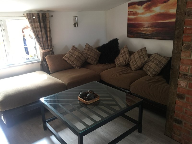 lounge are with sofa bed for 1