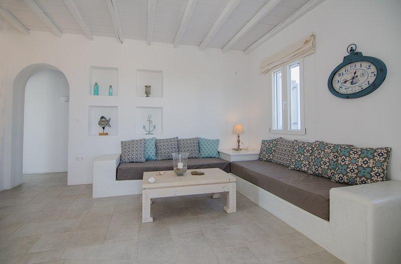 Maganari moments 3 Two bedroom house, alquiler de vacaciones en Ios