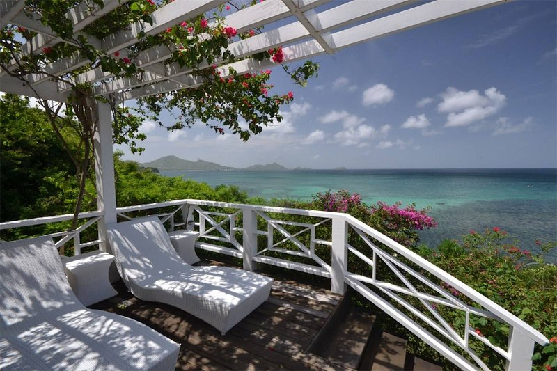 La Pagerie in Carriacou, holiday rental in Hillsborough