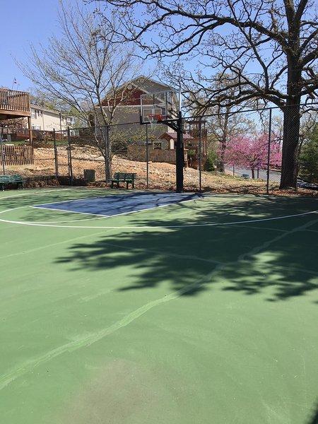 Campo da basket.
