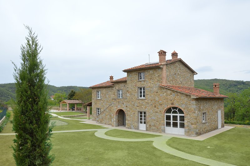 Podere Ortaglia di Sotto, holiday rental in Palazzo del Pero