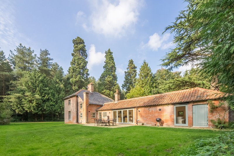 Bear's Cottage, casa vacanza a North Elmham