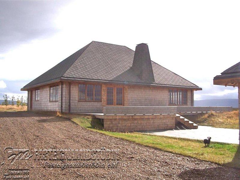 Skógarnes, holiday rental in West Region